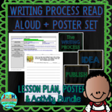 Writing Process Posters, Lesson and Activities