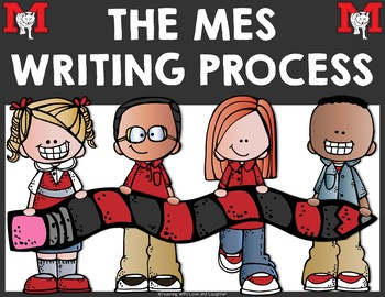 Writing Process Posters {Special Request for Missy}