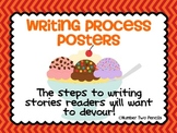 Writing Process Posters To Track Student Progress