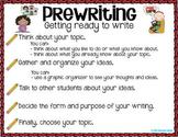 Writing Process Posters (+Writing Traits) - Classroom Set