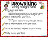 Writing Process Posters (+Writing Traits) - Classroom Set