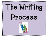 Writing Process Posters/Signs