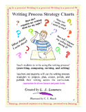 Writing Process Strategies and Charts