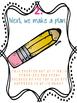 Writing Process Student Friendly Language