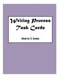 Writing Process Task Cards