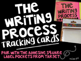 Writing Process Tracking Cards (for Adhesive Pocket Labels