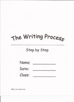 Writing Process Workbook
