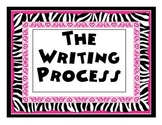Writing Process zebra