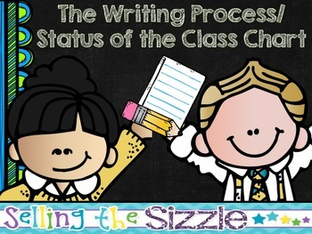 Writing Process/Status of the Class Chart
