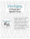 Writing Project: Alphabet Books