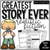 Writing Project: My Greatest Story
