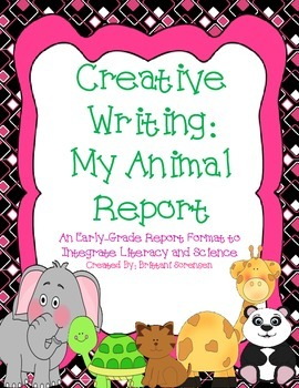 Creative Writing Projects: Animal Reports