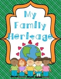 Creative Writing Projects: Family Heritage