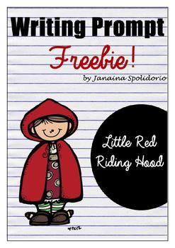 Writing Prompt - Fairy Tale - FREEBIE!