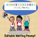 Editable Writing Prompt