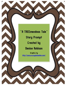 Writing Prompt:  A TREEmendous Tale