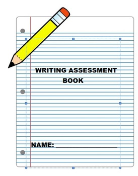 Writing Prompt Assessment Book  (PSSA)(CCSS)
