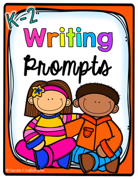 Writing Prompt {{BUNDLE}} K-2