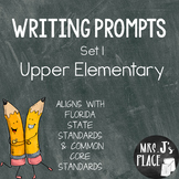 Writing Prompts Set 1 for Upper Elementary