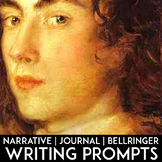 Narrative Writing Prompts | Journal Writing Prompts | Bellringer Writing Prompts
