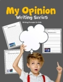 OP-ED Writing Prompt Bundle   Distance Learning
