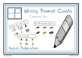 Writing Prompt Cards Complete Set