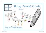 Writing Prompt Cards Guided Writing
