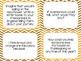 Writing Prompt Cards October- December Bundle