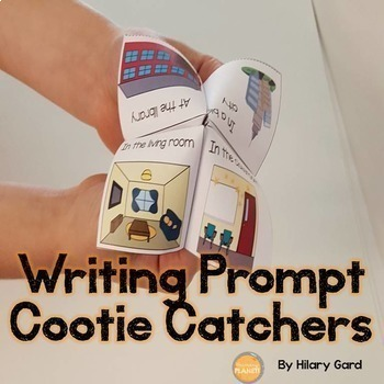 Story Starter Cootie Catchers  Full Year BUNDLE