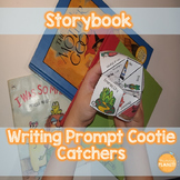 Story Starters: Storybook Writing Prompt Cootie Catchers