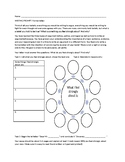 Writing Prompt: Formal Letter with link to scoring rubric