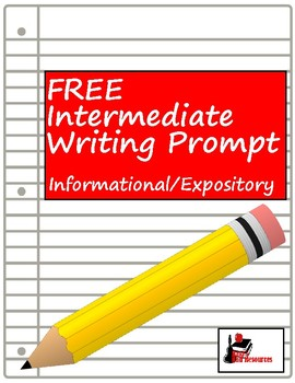 Free Writing Prompt: Informational Writing