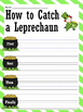 Writing Prompt: How to Catch a Leprechaun