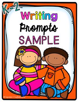 Writing Prompt K-2 {{SAMPLE}}