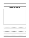 Writing Prompt Pages