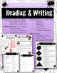Writing Prompt Paired Reading Stimulus Common Core UNIT