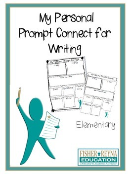 Writing Prompt Personal Connect - Test Prep Elementary