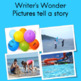 Writer's Workshop  Photographs: Pictures tell a story. 36 photo cards