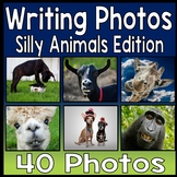 Writing Prompt Photos: 40 Animal Writing Photo Prompts: Students Love These!