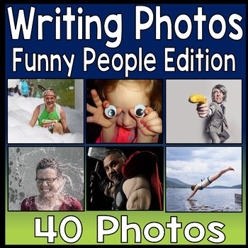 Writing Prompt Photos: 40 Funny People Writing Photo Prompts