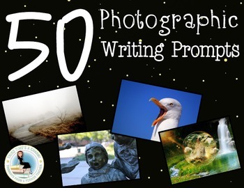 Writing Prompt Photos - Photographic Writing Prompts for C