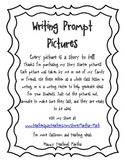 Writing Prompt Pictures - Every Picture Has a Story to Tell!