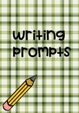 Writing Prompt Printables