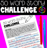 50 Word Story Writing Prompt