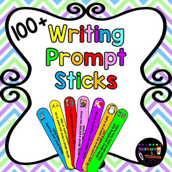 Writing Prompt Sticks
