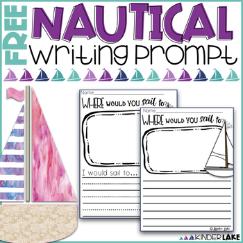 Writing Prompt - Where Would You Sail To?