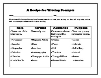 writing audience and purpose worksheets for toddlers