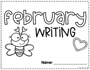 Writing Prompt and Calendar Growing Bundle!
