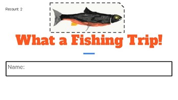 Writing Prompt for fishing