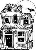 Writing Prompt with Rubric - Haunted House